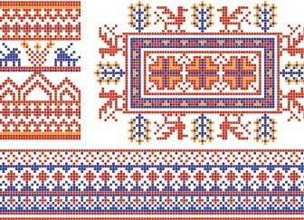 Belorussian National Pattern