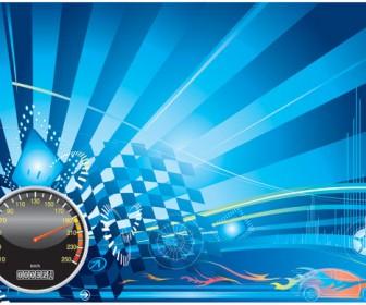 Car racing concept design