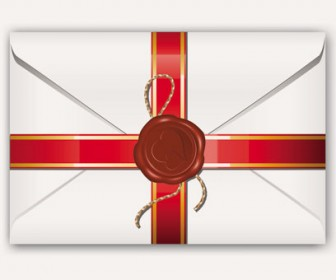 Envelope illustration vector