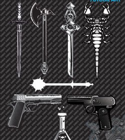 Killer Tools illustration vector