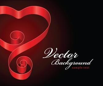 Happy Valentine Day Heart Card
