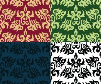 Imperial Leaf Pattern