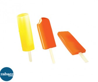Ice Cream Paletas Vector