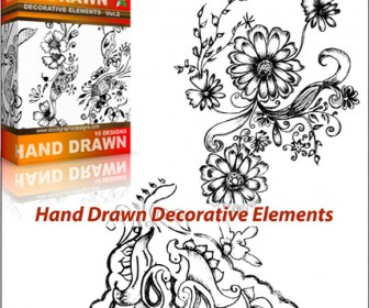 Hand Drawn Decorative