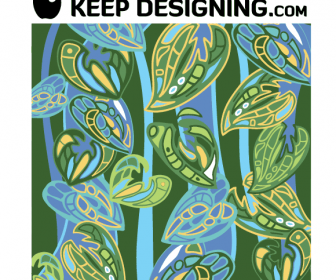 Jungle Wallpaper Pattern