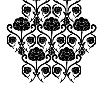 Flower Vector Ornament