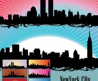 Skyline NewYork City