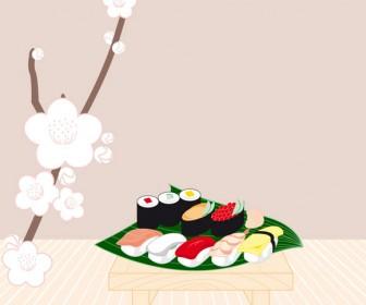 Sushi Graphics