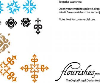 Flourishes Pack