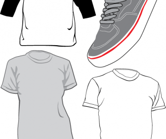 T-Shirts and Sneaker