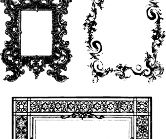 Frames Ornate Borders