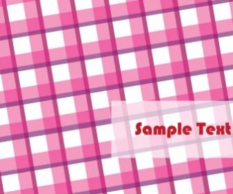 Pink Net Retro Background