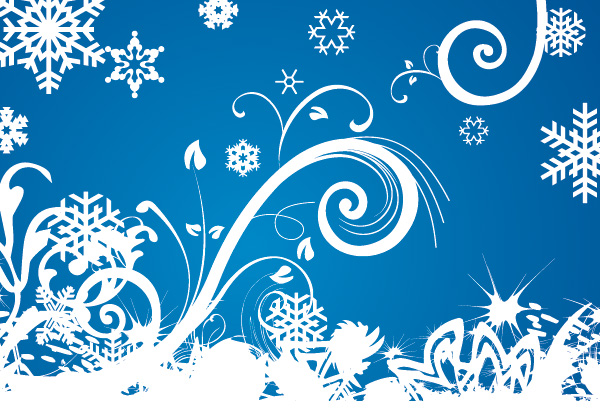 431_winter_swirls Quality Newsletter Template Free on ms publisher, girl scout, for school, preschool monthly,