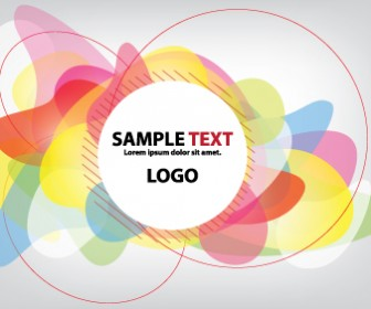 Abstract Banner Vector Art