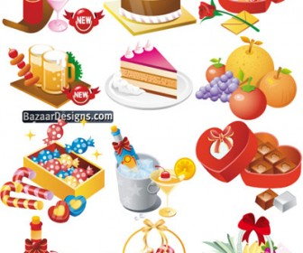 Celebration Party Vector Pack