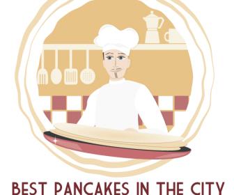 Free Chef Vector Illustration