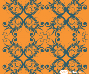 Flourish Pattern Vector Graphics