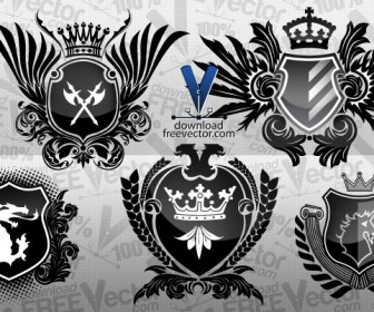 Heraldry Vector Coat of Arm