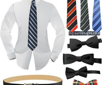 Business Fashion Men Vector Pack