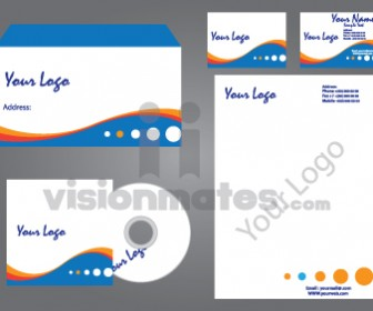 Business Card Designs Vector Freebies