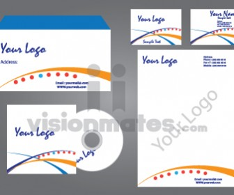 Simple Business Card Vector Pack