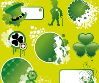 Saint Patrick's Day Vectors Pack