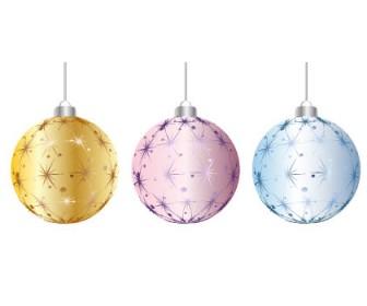 Christmas Ball Free Vector Graphics