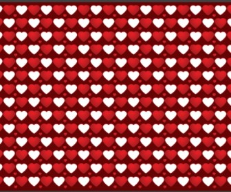 Heart Texture Pattern Free Vector Art