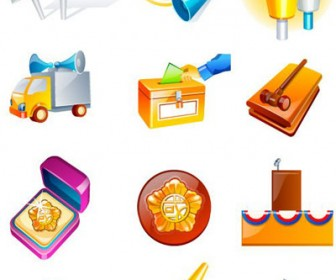 12 Freebies Icons Vector Graphics