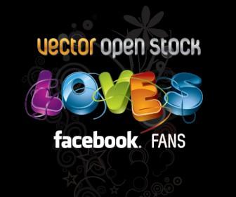 Love Facebook Logo