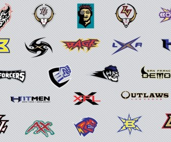 American Football Logo Inspiration