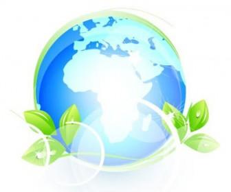 Green World Icon