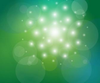Lighting Bubble Wallpaper