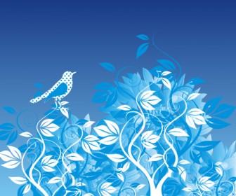 Blue Landscape Cover
