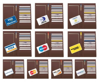 Credit Card Icons Pack