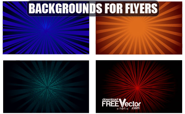 flyers backgrounds free