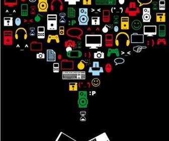 Computer Equipment Poster