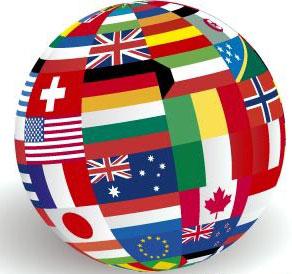 Global World Flags
