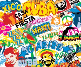 Graffiti Art Pop Culture Signboard