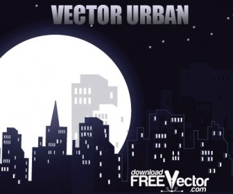 Skyscraper Building Vector