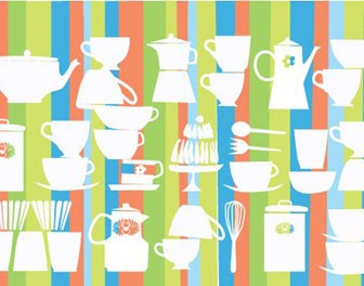 Food and Cooking Vector Graphics