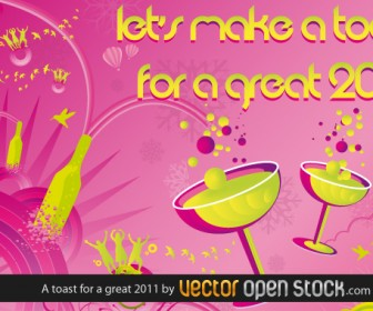 Celebration Party Banner Graphic