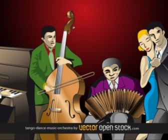 Tango Dance Orchestra