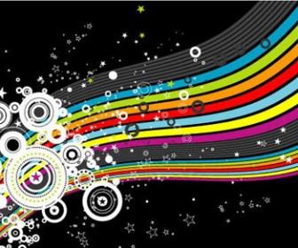 Rainbow and Circles