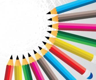 Pencil Vector Graphics