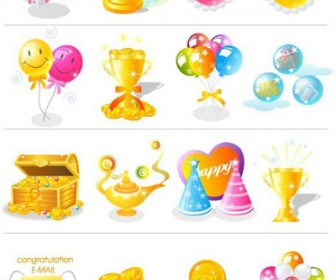 Celebration Icons Pack