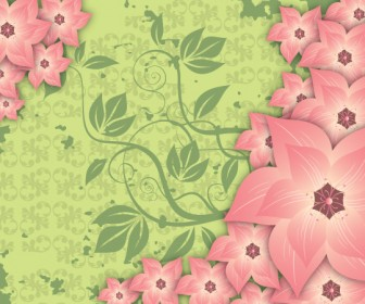 Flower and Floral Ornaments