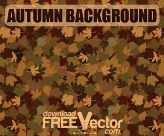 Autumn Wallpaper Vector