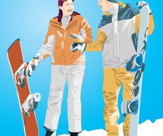 Snowboard Action Sports