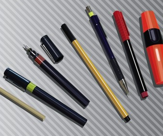 Marker Pencil Pen Pack